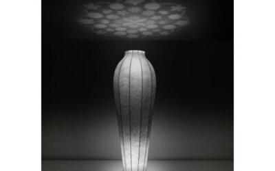 lampada da terra Chrysalis Flos
