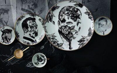 Rosenthal Pietro Sedda Cilla Marea piatti vasi