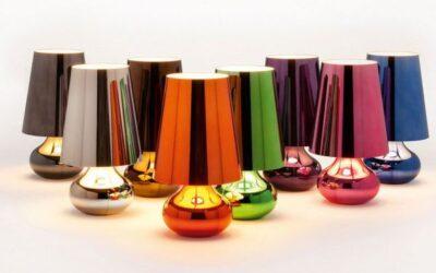Cindy Kartell lampada da tavolo