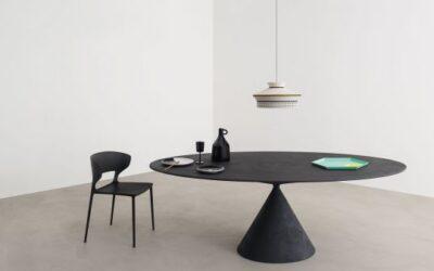 Clay Desalto tavolo ovale