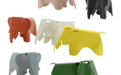 Eames Elephant Vitra sedia bambini