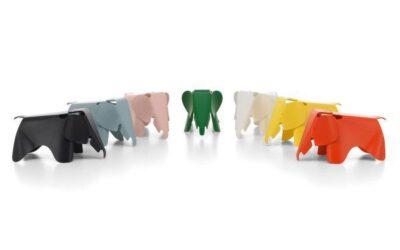 Eames Elephant Small Vitra elefantino gioco per bambini
