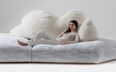 Divano orso polare Pack Edra