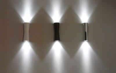 lampada da parete Clessidra Flos