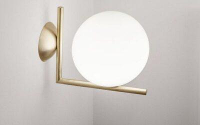 IC Flos lampada da parete