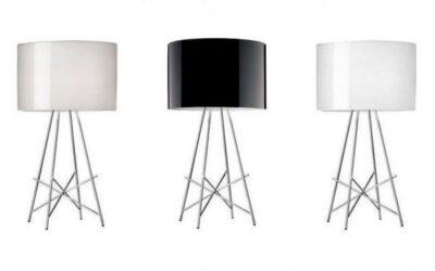 Ray T Flos lampada da tavolo