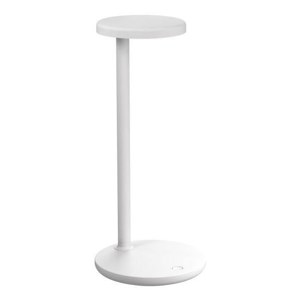 lampada con presa USB Flos Obliqua