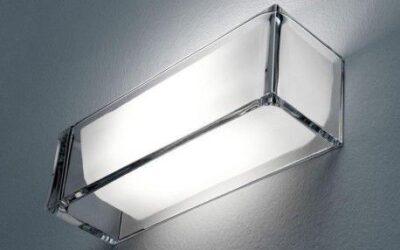 Ontherocks Flos lampada da parete design Antonio Citterio