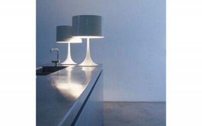 Spun Light Flos lampada da tavolo