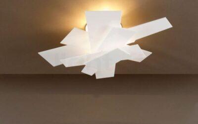 Big Bang Foscarini lampada da parete soffitto