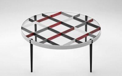 Tavolino D 555 1 Molteni & C Gio Ponti