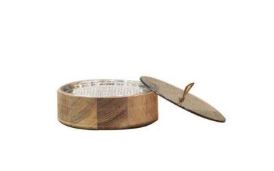 Grattugia in legno Bari 2.0 KnIndustrie