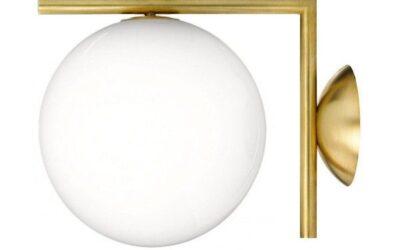 lampada da parete Flos IC C/W