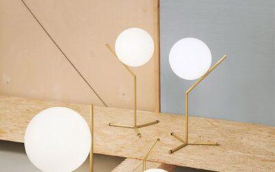 IC t1 Flos lampada da tavolo