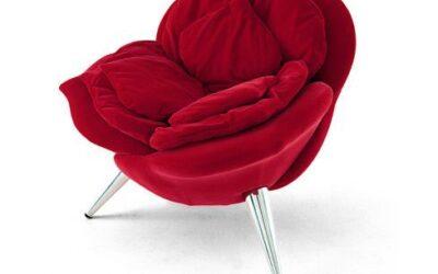 Poltrona Rose Chair Edra