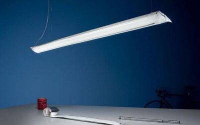 Blow Me Up Ingo Maurer lampada sospensione gonfiabile