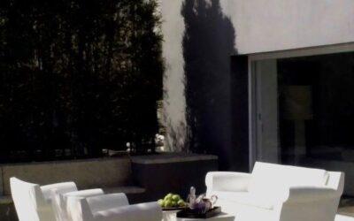 Bubble Club Kartell divano poltrona tavolino