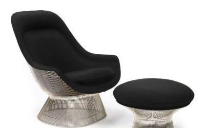 Easy Chair Knoll Platner poltrona