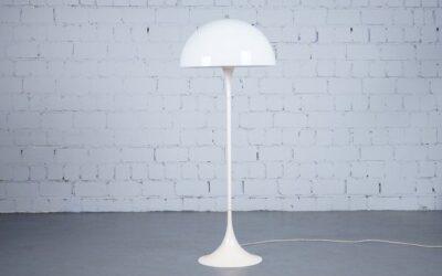Lampada da terra Panthella Louis Poulsen