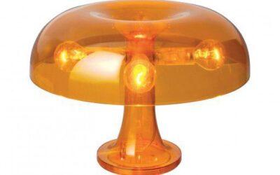 Nessino Artemide lampada comodino