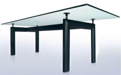 LC6 Cassina tavolo rettangolare