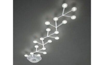 Led Net Artemide lampada da soffitto led