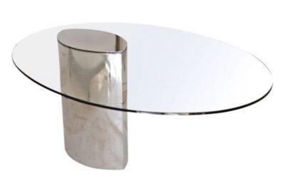 Lunario tavolo Knoll design Cini Boeri