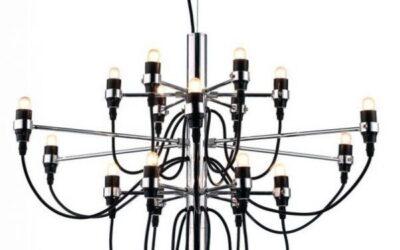 2097 Flos 18 luci lampada sospensione