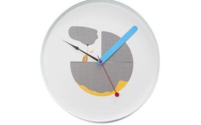 Magic Hour Driade orologio da parete