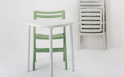 Folding Air Chair Magis sedia pieghevole