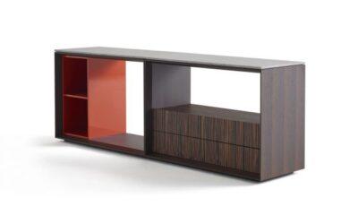 Matrioska Knoll credenza mobile design Piero Lissoni