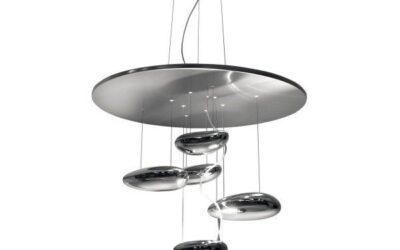 Mercury mini Artemide lampada