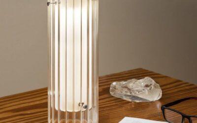Lampada da tavolo Lasospesa Fontanaarte