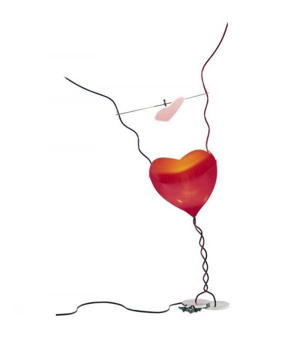 One From The Heart lampada da tavolo Ingo Maurer