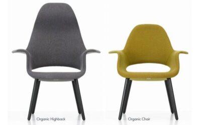 Organic Vitra sedia