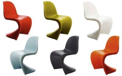 Panton chair Vitra sedia