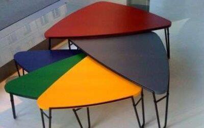 Petalo Cassina tavolino