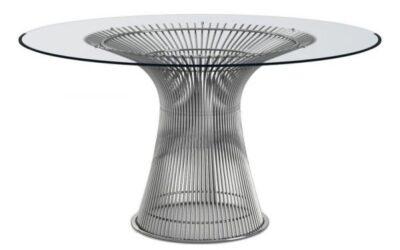 Platner Knoll tavolo e tavolino design Warren Platner