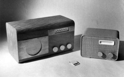 Eames Radio Vitra limited edition