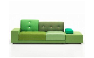 Polder Vitra divano
