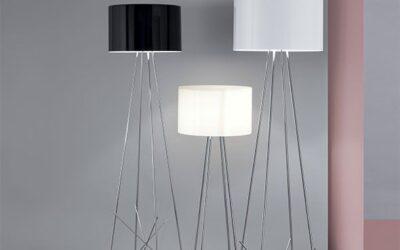 Ray F1- F2 Flos lampada da terra