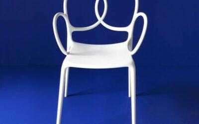 sedia con braccioli Sissi Driade