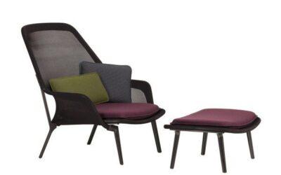 poltrona Slow Chair Vitra