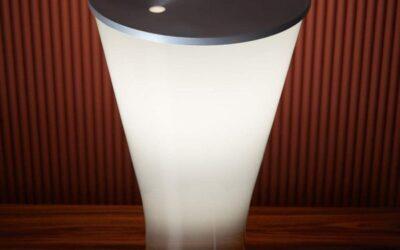 Soffio Foscarini lampada da tavolo