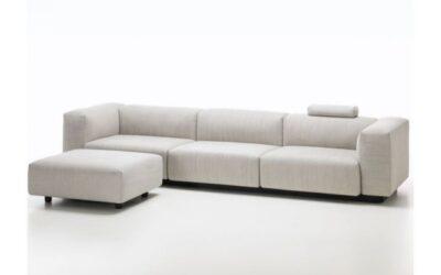 Soft Modular Vitra divano