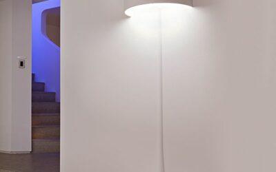 Soft Spun Flos lampada da parete