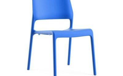 Spark Knoll sedia per esterni impilabile