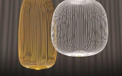 Spokes foscarini lampada sospensione led