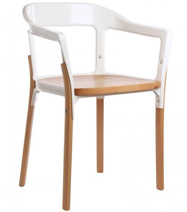 Offerta sedia Steelwood Chair  Magis  rivenditore autorizzato