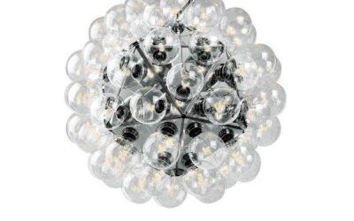 Taraxacum 88 Flos lampada sospensione design Castiglioni